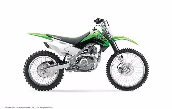 2017 Kawasaki KLX 140G, 0