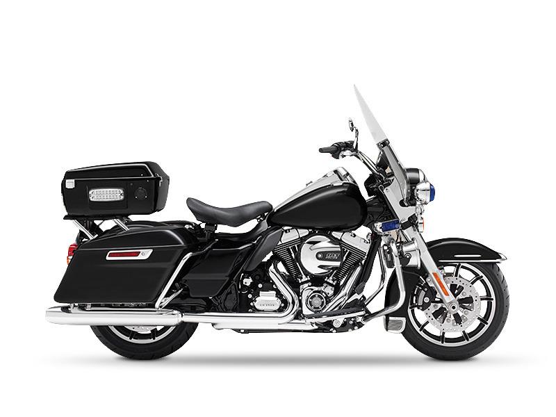 2014 Harley-Davidson Police & Fire FLHP - Road King Police
