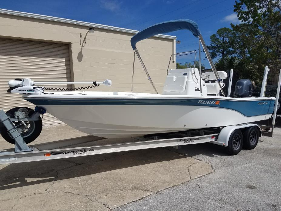 2012 Sea Fox 220 XT Bay Boat