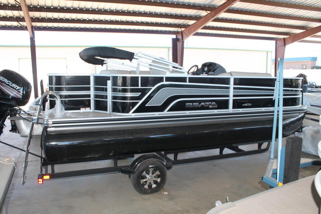 2017 Ranger Reata 200F Pontoon