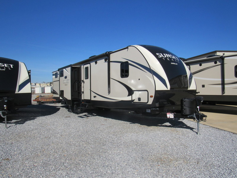 2017 Crossroads Rv Sunset Trail Super Lite SS331BH