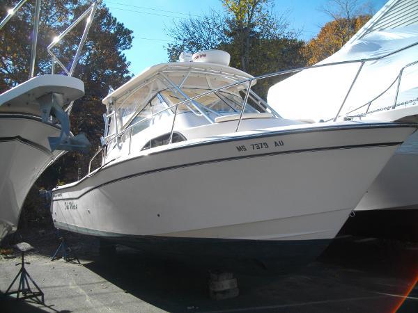 2007 Grady White 300 Marlin