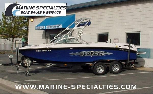 Nautique 211 Crossover Nautique Boats For Sale