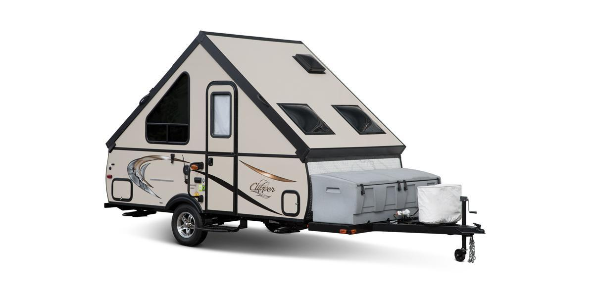 2017 Coachmen Clipper Hardside 12RBSTHW