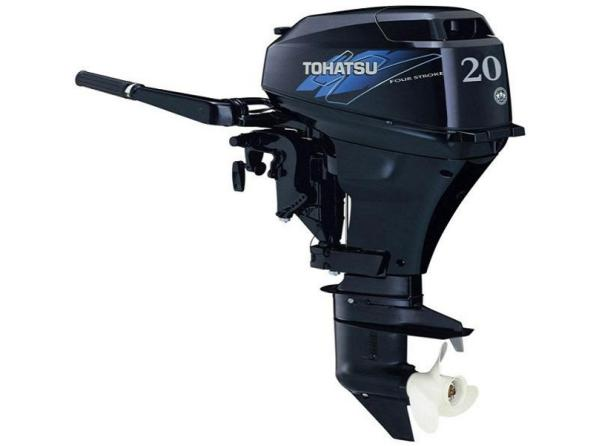 Tohatsu mfs20cl boats for sale in millsboro delaware for Tohatsu boat motors for sale