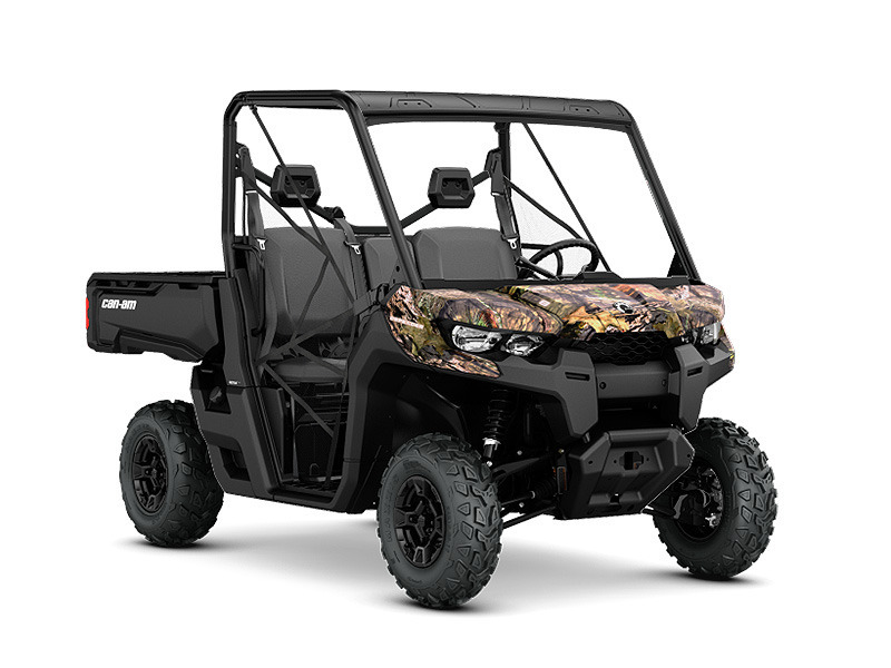 2016 Can-Am Defender DPS HD10 Mossy Oak Break-up Country Camo