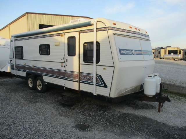 1988 Holiday Rambler 26 FL