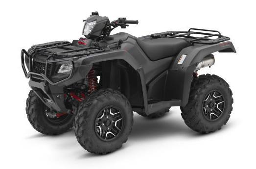 2017 Honda FOURTRAX FOREMAN RUB