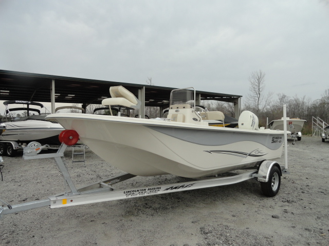 2017 Carolina Skiff 198DLV