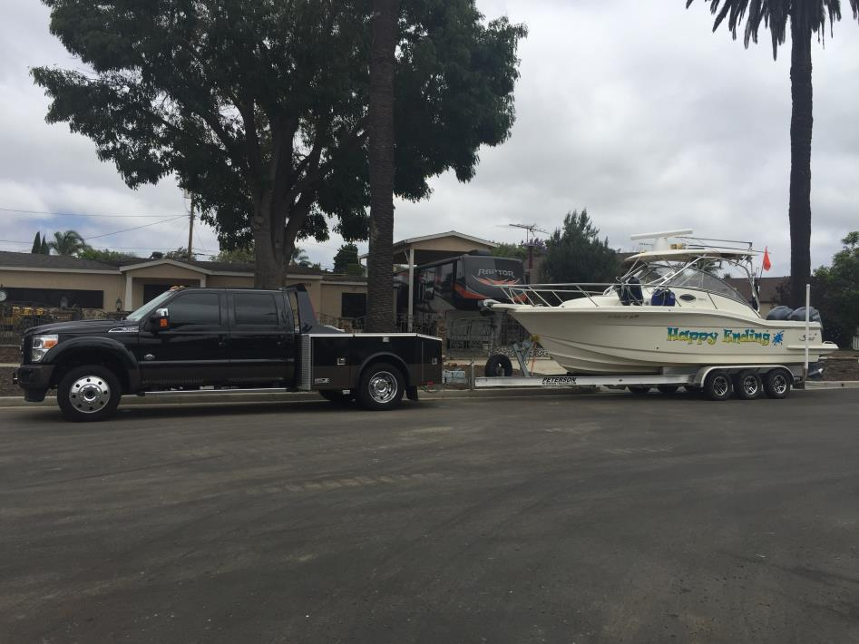 2007 Scout 262 Abaco
