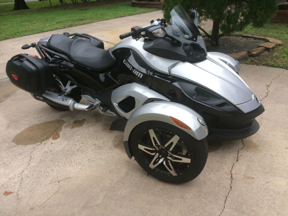 2009 Can-Am SPYDER RS SM5