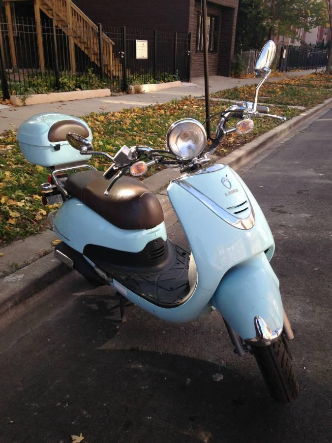 2012 Lance CALI CLASSIC 125