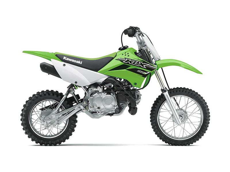2016 Kawasaki KLX 110L