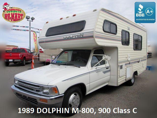 1989 Dolphin M-800