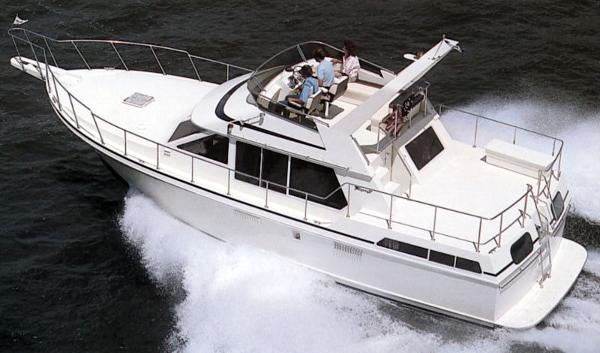 1987 Tollycraft 40 Sundeck Motor Yacht