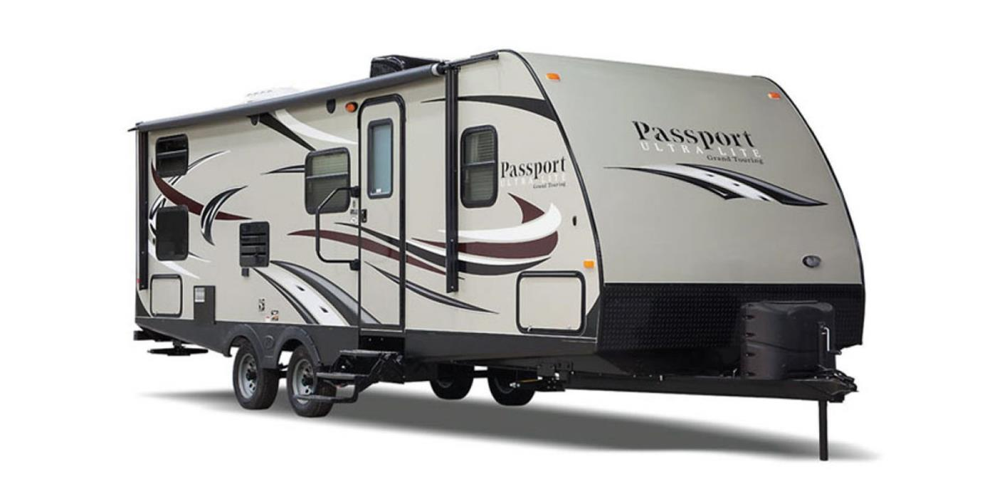 2017 Keystone Rv Passport 2920BH