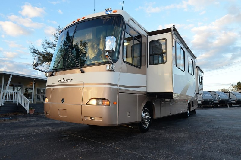 2002 Holiday Rambler Endeavor 38PBDD
