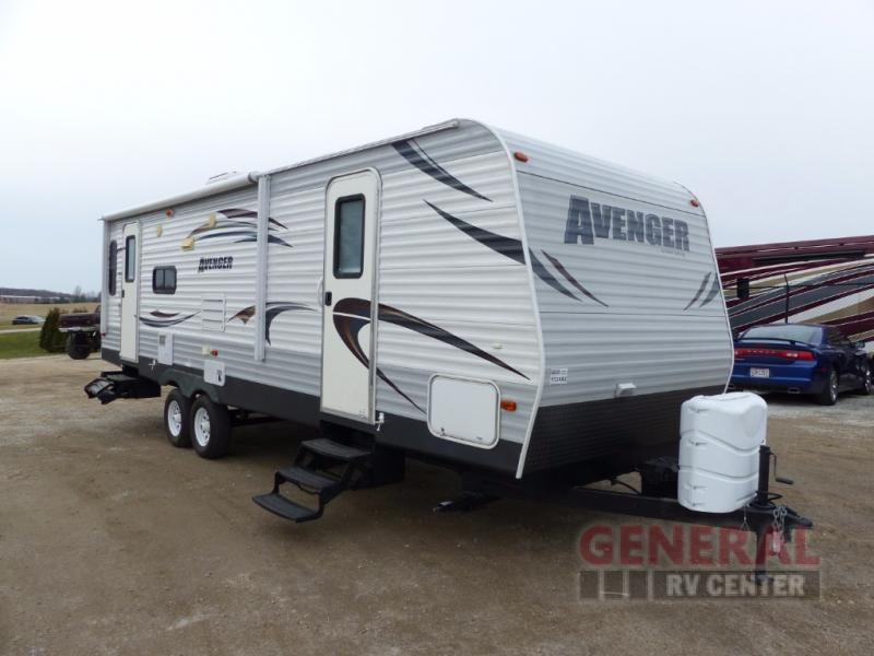 2013 Prime Time Rv Avenger 27RLS
