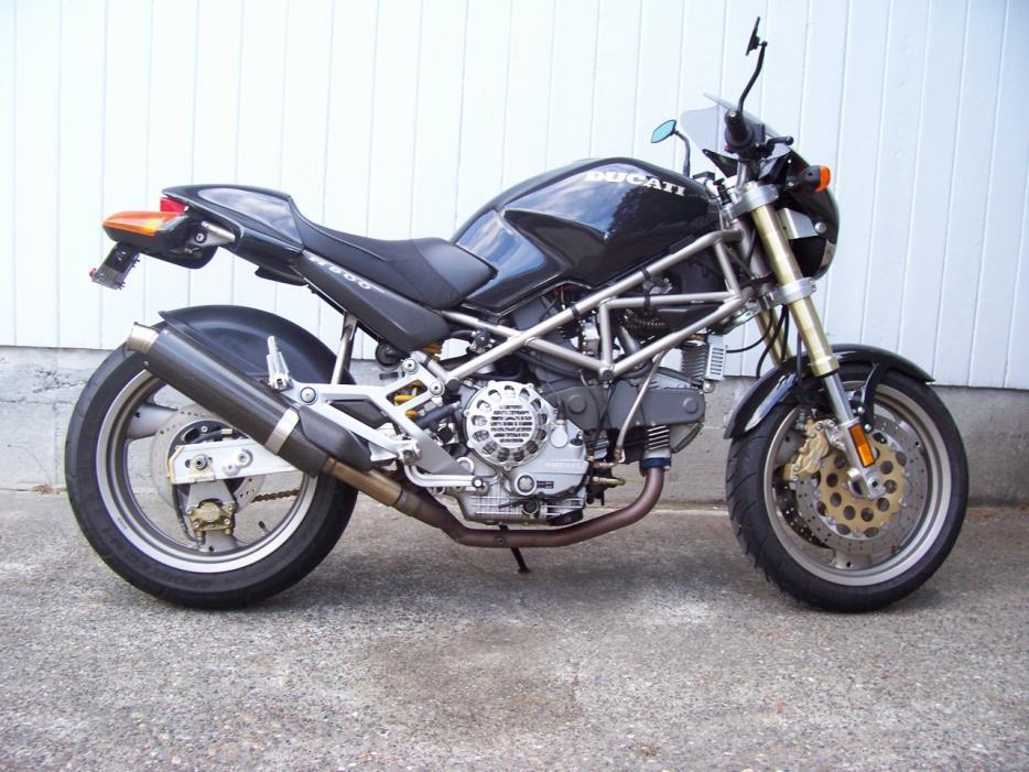 Ducati Monster Oem Wheels