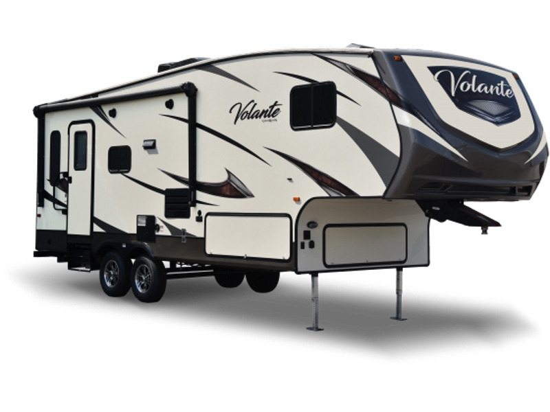 2017 Crossroads Rv Volante VL380MD