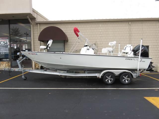 2014 Crestliner 2200 Bay