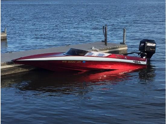 2009 Hydrostream 18V