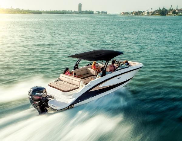 2017 Sea Ray SDX 270 OB