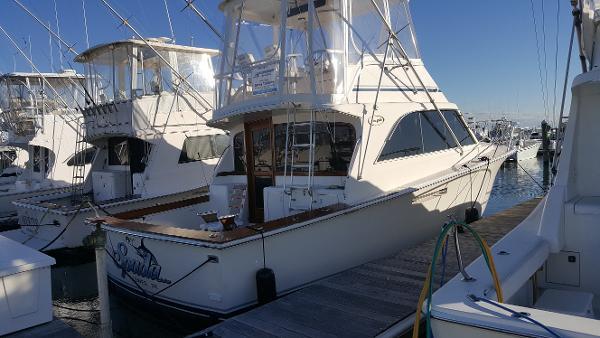 1986 Ocean Yachts 38' Super Sport