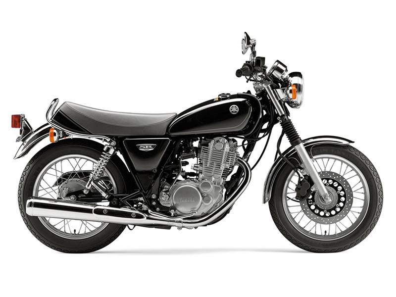 2016 Yamaha SR400