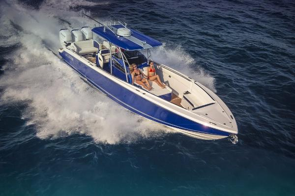 2017 Nor-Tech 390 Center Console Sport Open