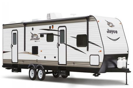 2017 Jay Flight By Jayco Jay Flight SLX 267BHSW BAJA