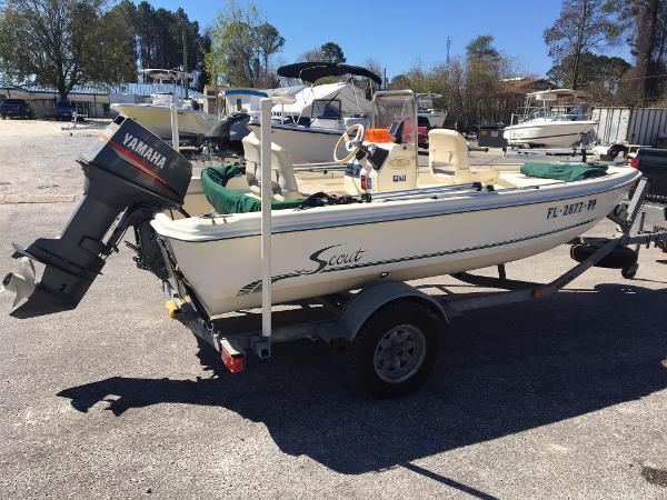 2000 Scout Boats 155 Sportfish