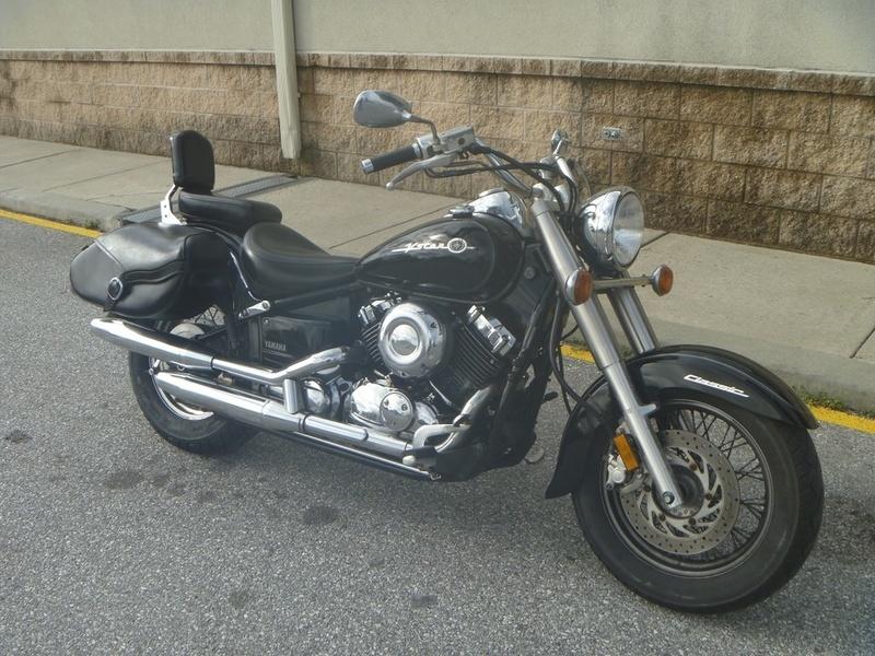 2000 Yamaha V Star Custom