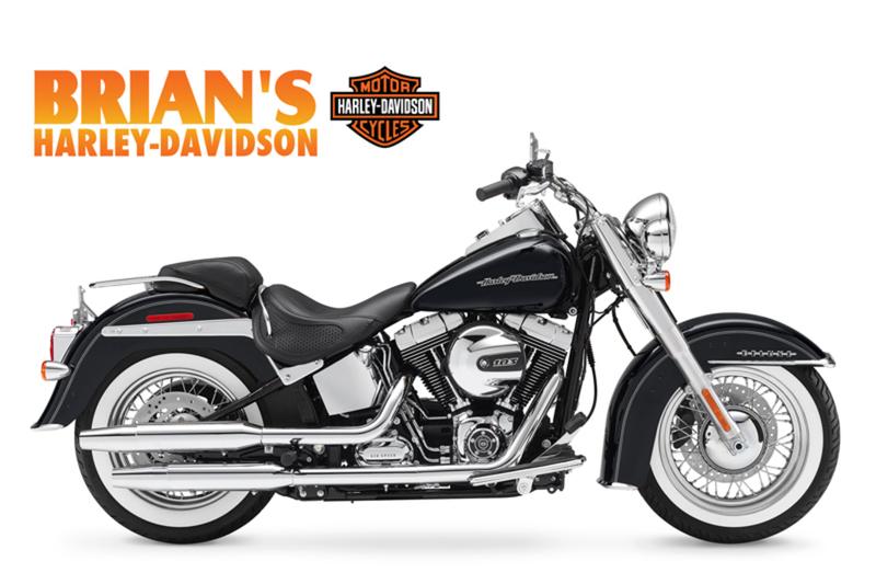 2017 Harley-Davidson FLSTN - Softail Deluxe