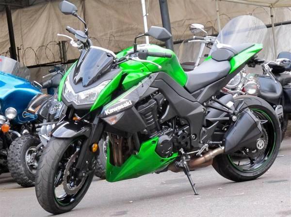 2013 Kawasaki Z 1000 ABS
