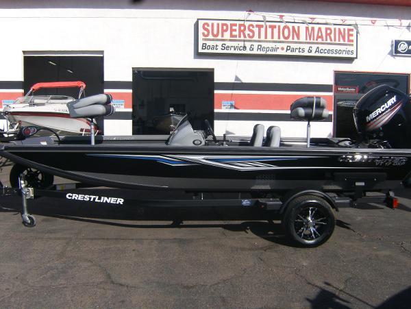 2017 Crestliner VT 17