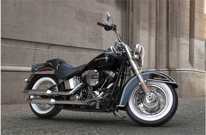 2005 Harley-Davidson FLSTN - SOFTAIL DELU
