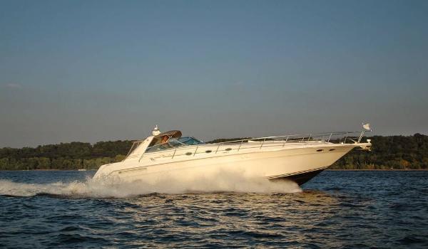 1998 Searay 500 DA Sundancer