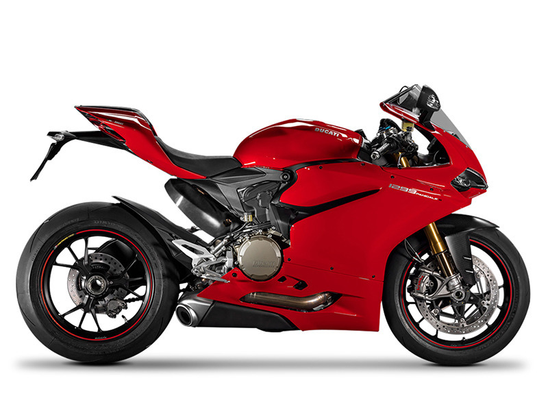 2015 Ducati 1299 Panigale S Red