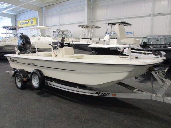 2013 Mako Pro 17 Skiff Cc Boats for sale