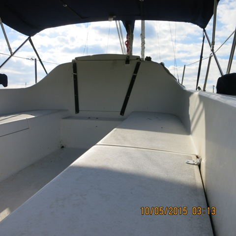 2008 Catalina 22 Sport