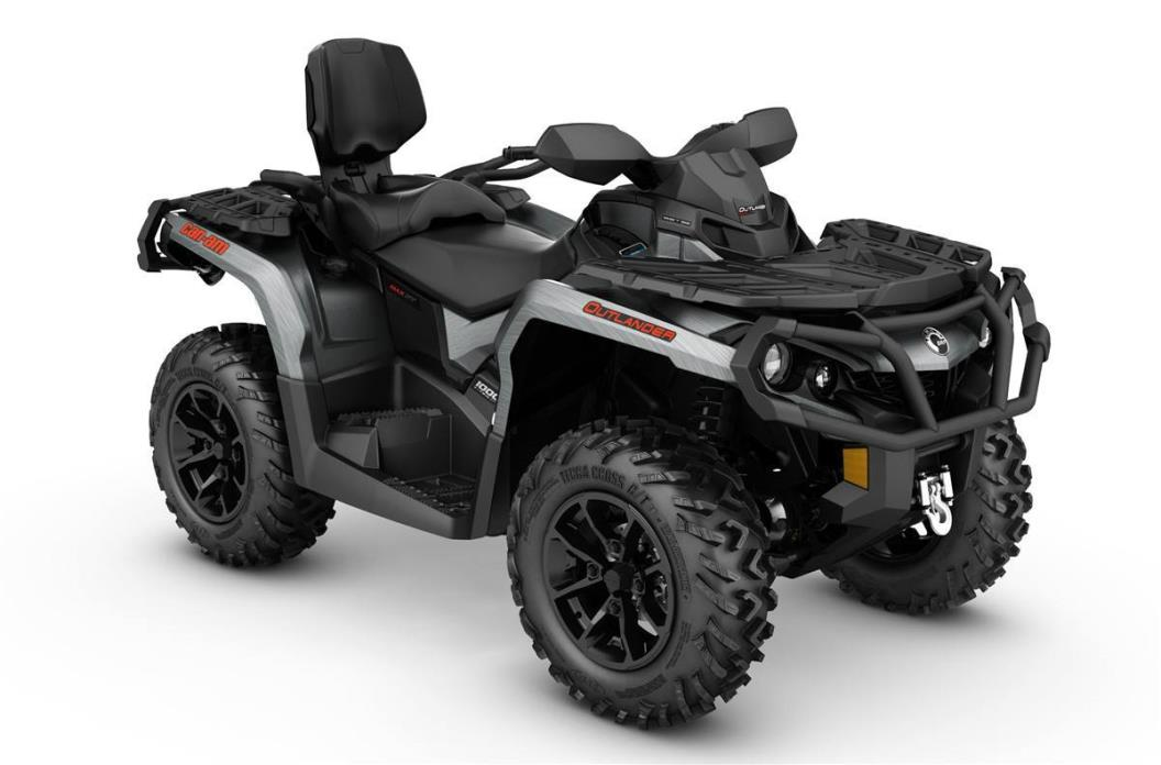 2017 Can-Am OUTLANDER MAX 1000R