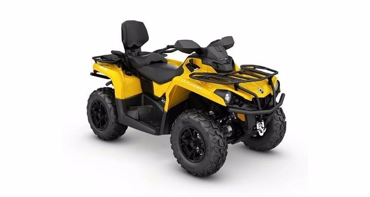 can am outlander max xt 570 motorcycles for sale. Black Bedroom Furniture Sets. Home Design Ideas