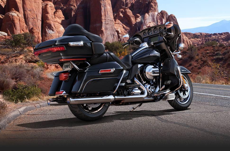 2014 Harley-Davidson FLHTCU - ELECTRA GLI
