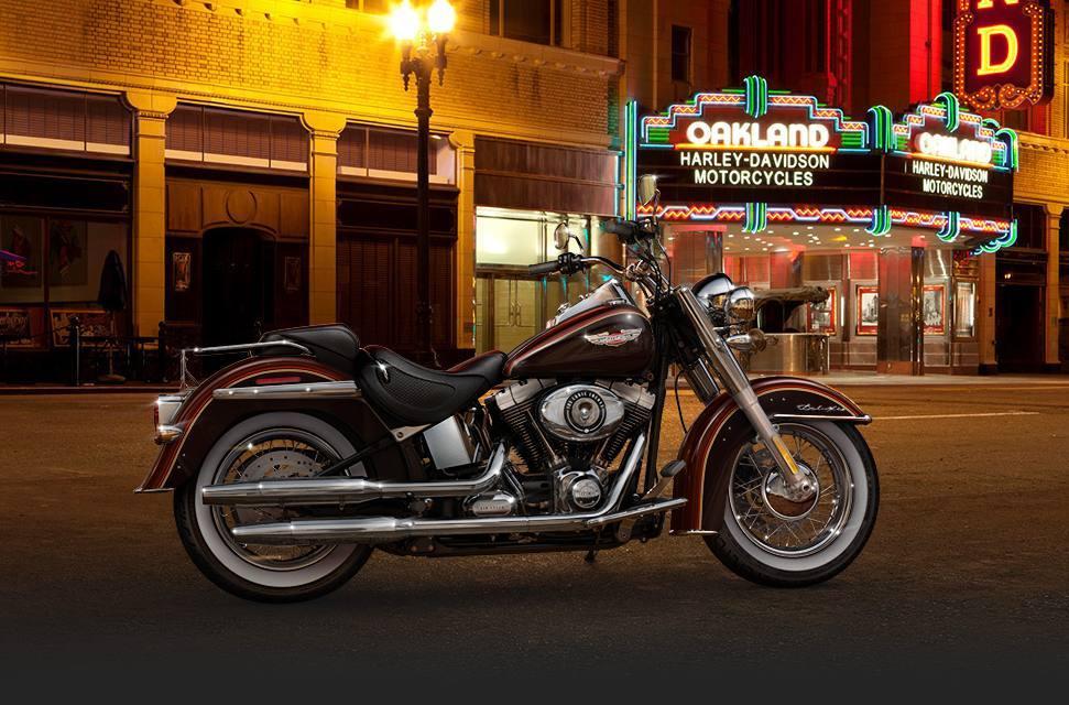 2014 Harley-Davidson FLSTN103 - SOFTAIL D