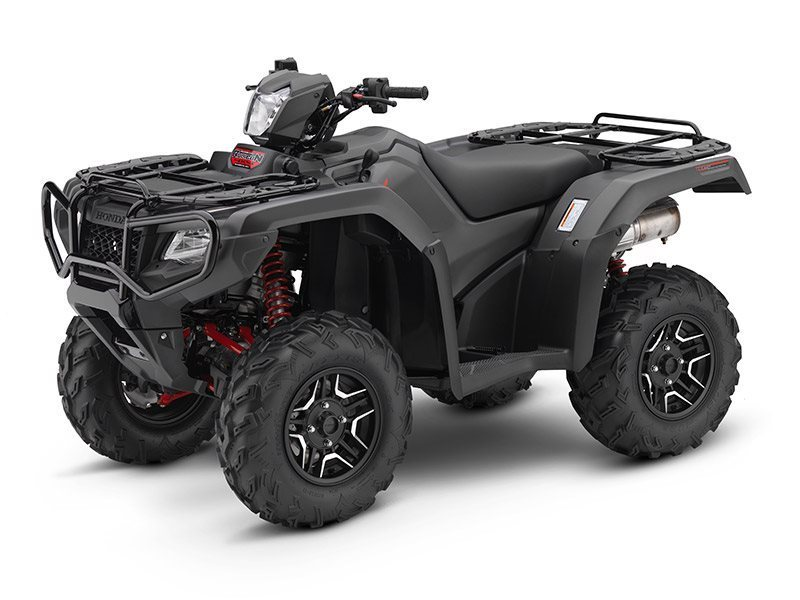 2017 Honda FOURTRAX FOREMAN RUBICON 4X4 DCT EPS DELUXE