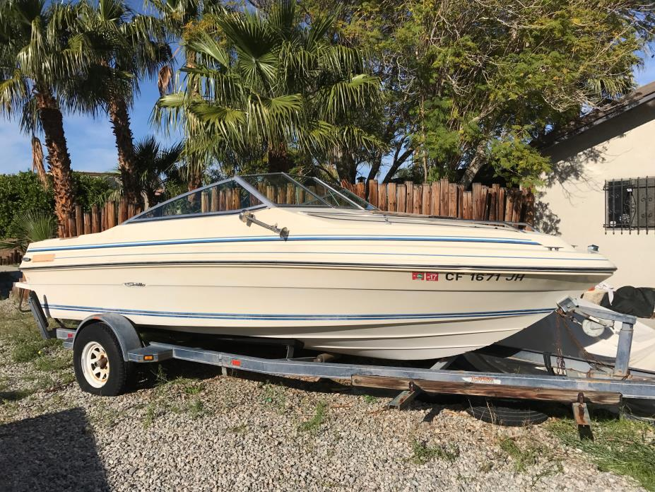 1986 Sea Ray SEVILLE