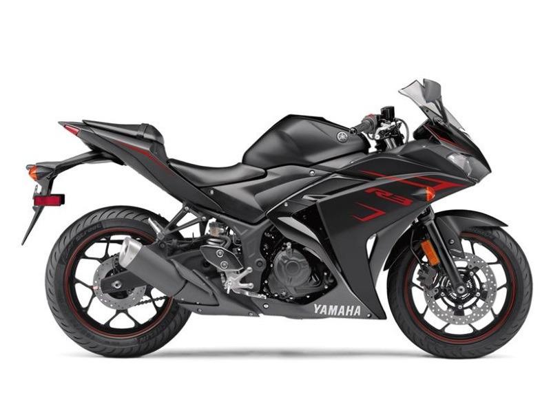 2017 Yamaha YZF-R3 ABS