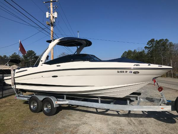 2011 Sea Ray 250 Select