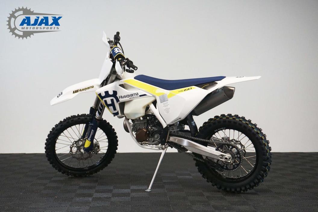 2017 Husqvarna FX450